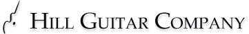hill guitar co logo
