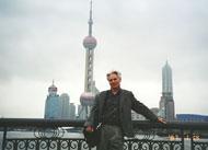 Kenny in Shanghai